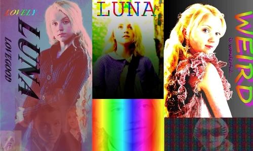I 爱情 Luna Lovegood
