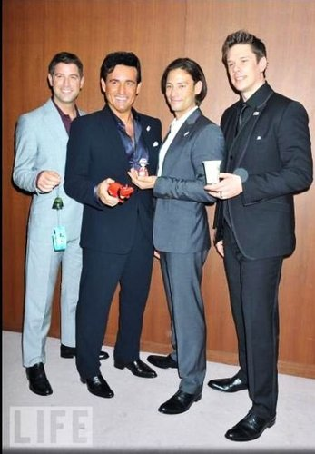 Il Divo in Japan!!