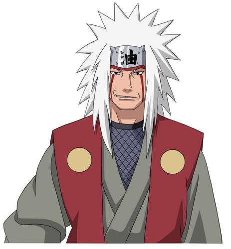 JIraiya-sama <3