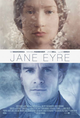 Jane Eyre 2011 UK Poster