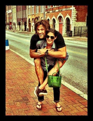 Jared&GenPAdalecki