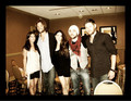Jared&amp;GenPAdalecki - jared-padalecki-and-genevieve-cortese photo