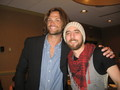 Jared padalecki&Brian Buckley/BBB