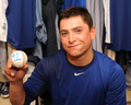 Javy Guerra-- First ML Win - los-angeles-dodgers photo