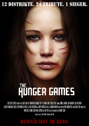 Jennifer as Katniss Everdeen - jennifer-lawrence Fan Art