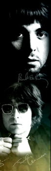 John and Paul <3