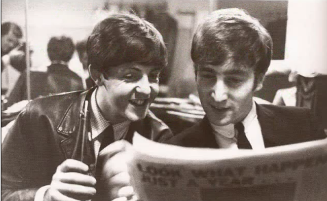 John and Paul!