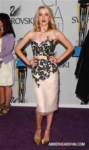 June 6th, 2011 - 2011 CFDA Fashion Awards