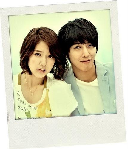 Jung Yong Hwa & Park Shin Hye Heartstrings Couple Pics