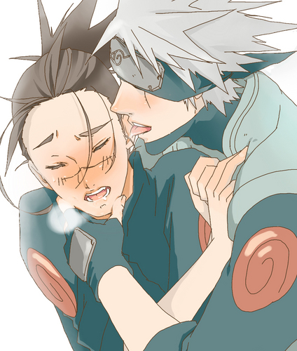 Kakashi X Iruka images Kakairu HD wallpaper and background ...