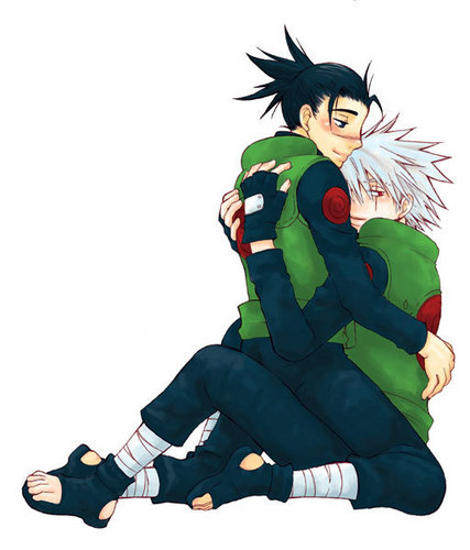 Pin Kakashi And Iruka Lemon Pictures on Pinterest