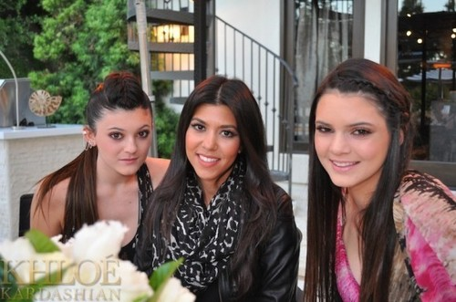 Kardashian Family ディナー