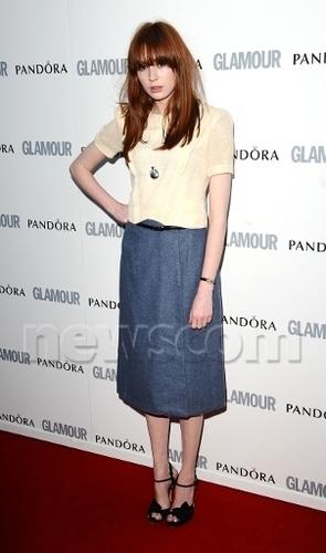 Karen Gillan at Glamour Awards 7/6/11
