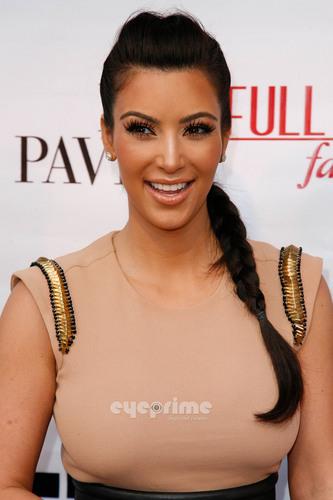Kim Kardashian: GLAD Benefit
