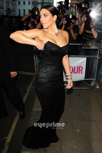 Kim Kardashian: Glamour Women Of The an Awards