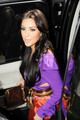 Kim Kardashian promotes her Fragrance in London