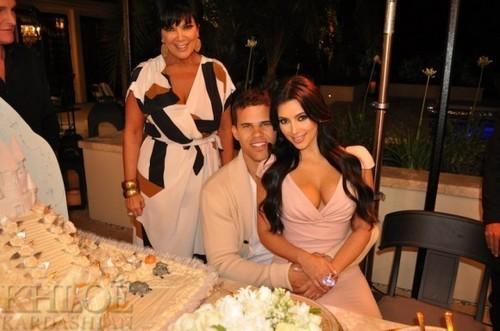 Kim & Kris Engagement 공식 만찬, 저녁 식사