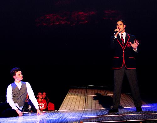 Klaine - Glee LIVE