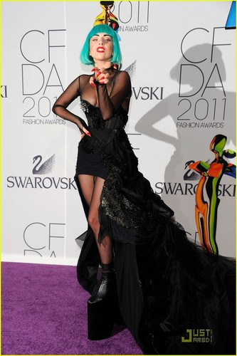 Lady Gaga images Lady Gaga - CFDA Fashion Awards 2011 HD wallpaper and background photos