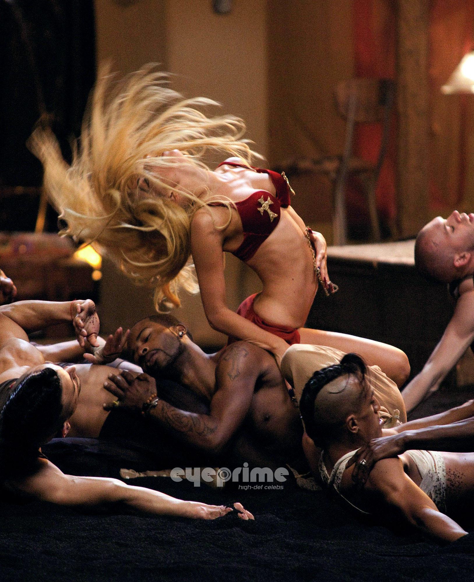 lady gaga music video stills