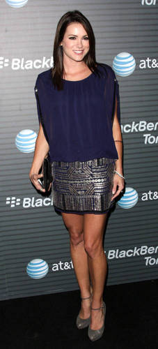 Launch Party for Blackberry Torch