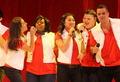 Lea & Mark Glee Live! 2011
