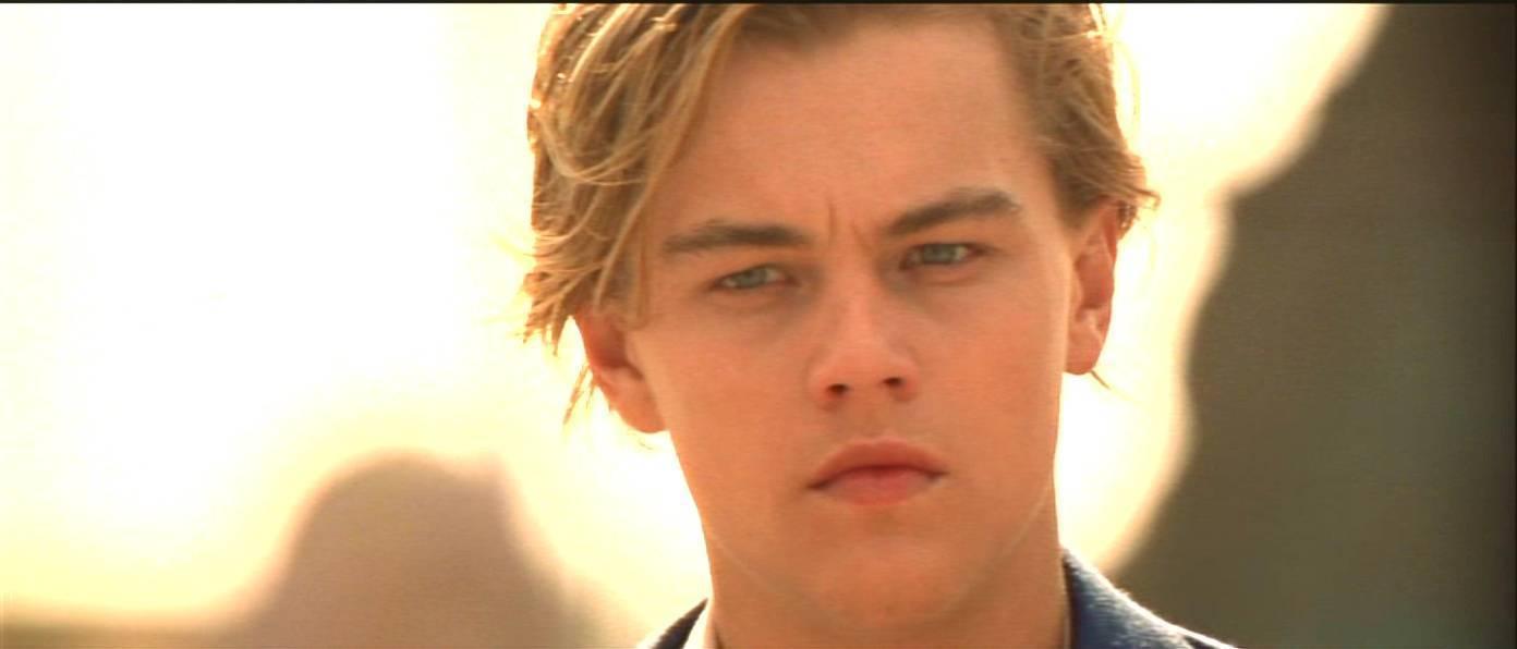 "Leonardo in ""Romeo + Juliet"" - Leonardo DiCaprio Image ... Claire Danes Movie"