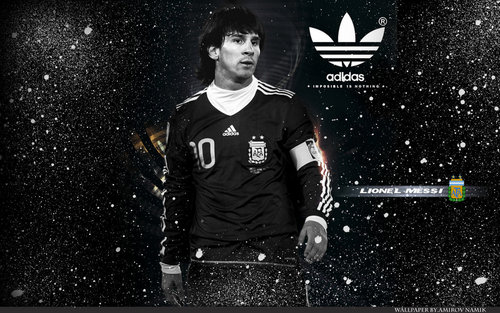 Lionel Andres Messi wallpaper called Lionel Messi Argentina Wallpaper