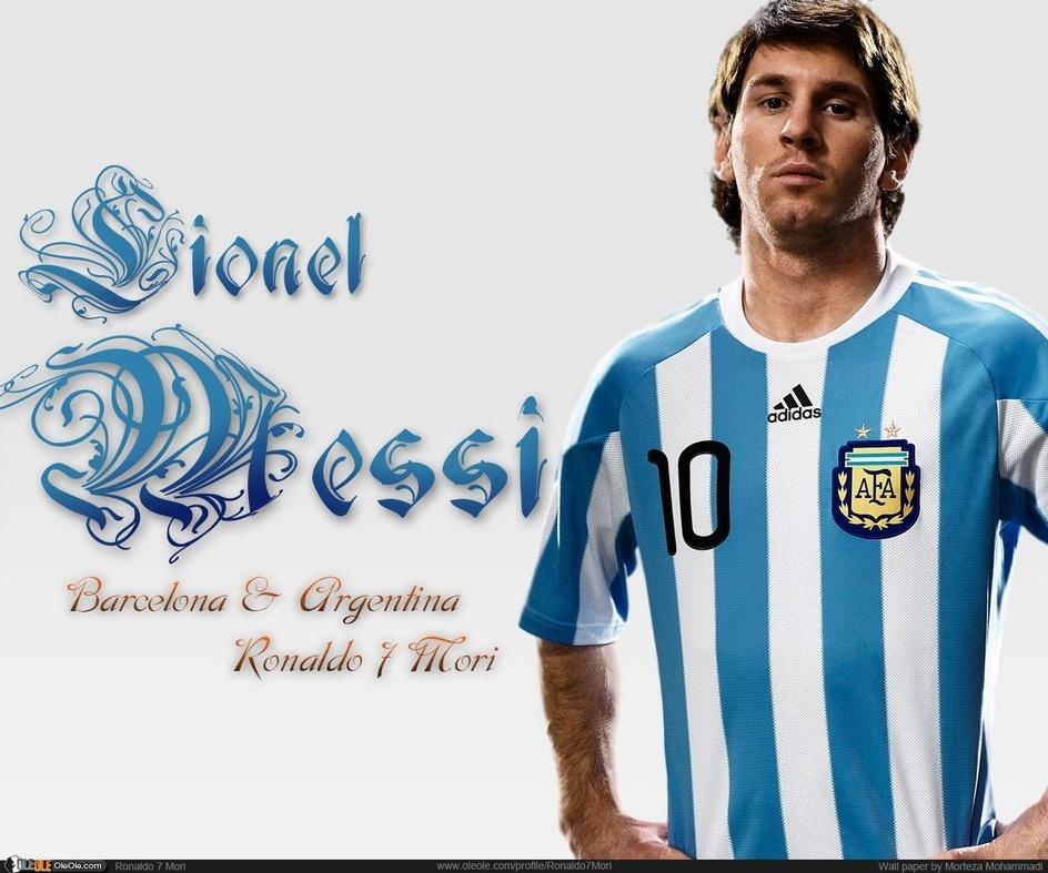 wallpaper lionel messi. Lionel Messi Argentina