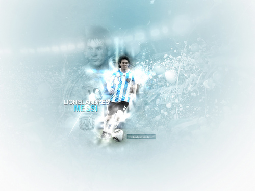 Lionel Messi Argentina Wallpaper