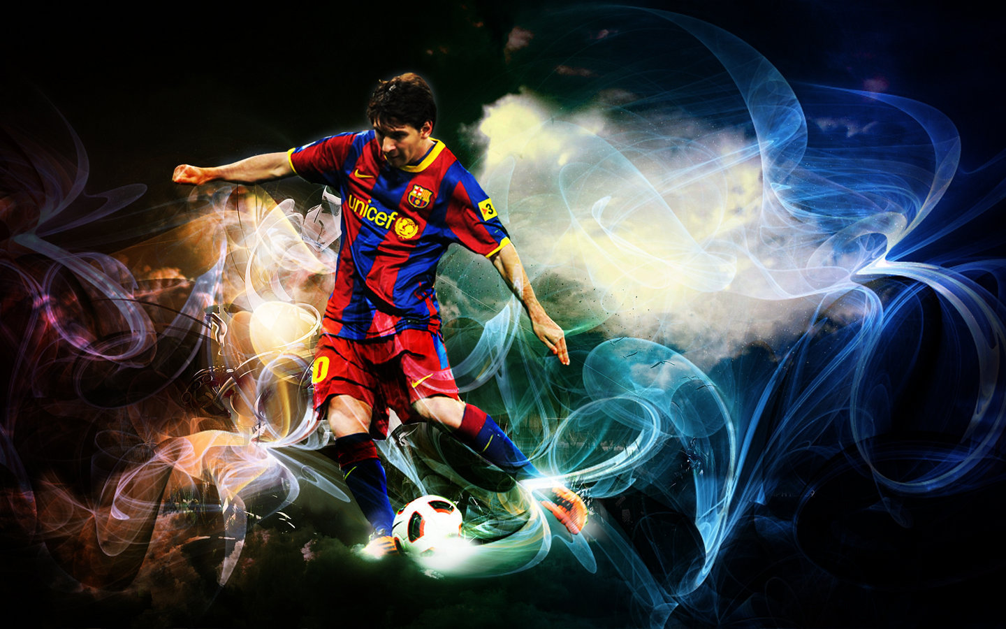 Lionel Messi FC Barcelona wallpaper
