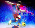 Lionel Messi FC Barcelona پیپر وال