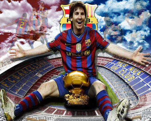 Lionel Messi FC Barcelona Wallpaper - lionel-andres-messi Wallpaper