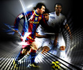 Lionel Messi FC Barcelona Wallpaper - lionel-andres-messi fan art