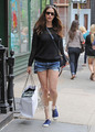 Liv Tyler takes her dog for a walk and shops in NYC, Jun 5  - liv-tyler photo