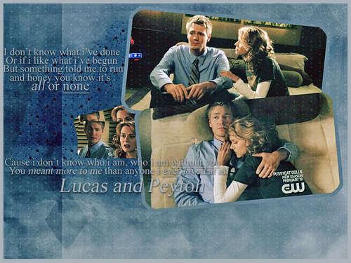 Lucas and Peyton ♥