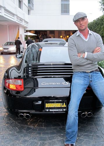 luke goss wallpaper probably with a hatchback, an automobile, and a hatchback entitled Luke Goss