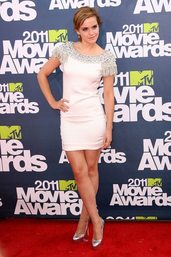 Emma Watson fond d'écran entitled MTV Movie Awards - June 5th, 2011