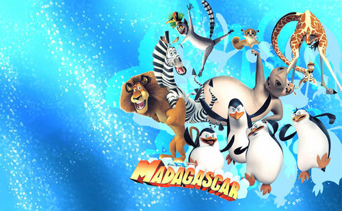 Penguins of Madagascar wallpaper titled Madagascar