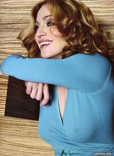 "Madonna ""Dah Len"" Photoshoot"