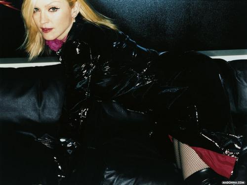 "Madonna ""In Style Magazine"" Photoshoot"