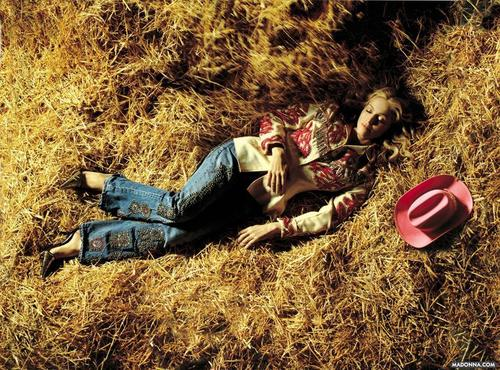 "Madonna ""Music"" Photoshoot"