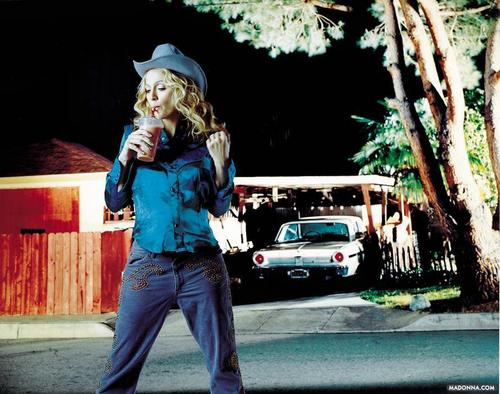 "Madonna ""Music"" Photoshoot"