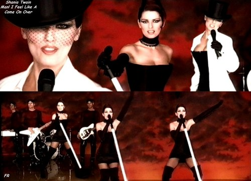 shania twain fondo de pantalla possibly with a concierto entitled Man! I Feel Like a Woman!