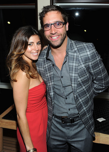 Max Talbot & Jamie-Lynn Sigler @ 'Trophy Wife' After Party - 64th Annual Cannes Film Festival - 2011