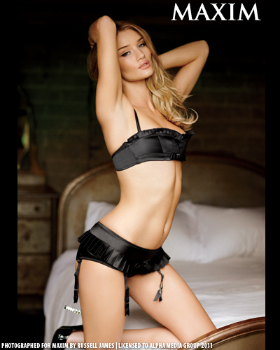 rosie huntington whiteley maxim 2011. Maxim July 2011