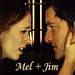 Mel &amp; Jim - ghost-whisperer icon