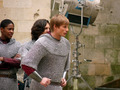 Merlin- Season 4- Filming