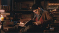 Merlin membaca