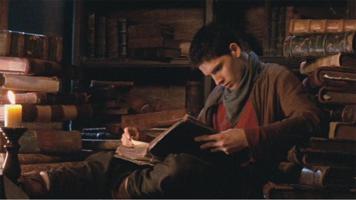 Merlin kusoma